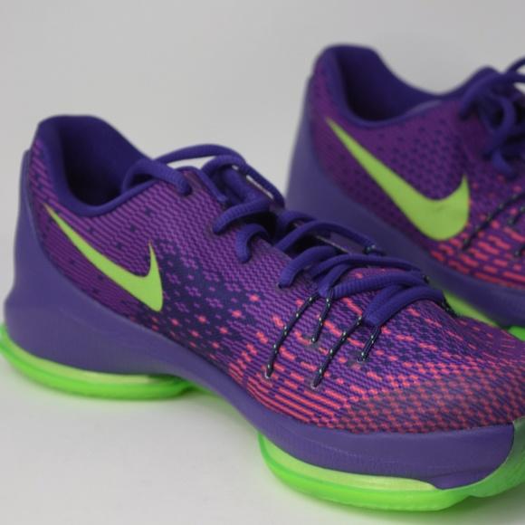e82787a3d423 Nike KD 8 VIII GS Basketball Shoes Cour 768867-535